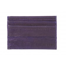 Card Holder- Aubergine